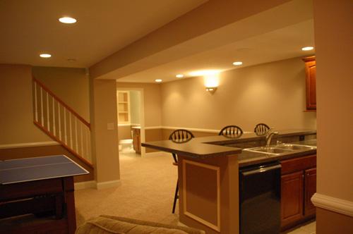 Basement Remodeling Columbus Ohio basement finishing and remodeling process – basements unlimited