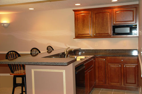basement remodeling cozy wet bar westerville basement finishing and remodeling process columbus oh