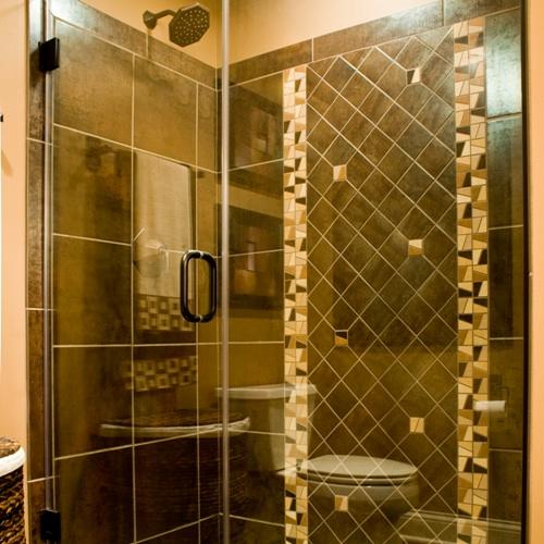 Bathroom Shower And Tile In Dublin Ohio