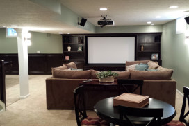 Basement Remodel Westerville Ohio