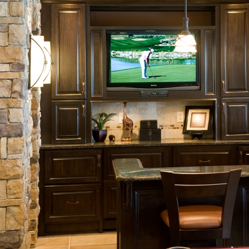 LUXURY Basement Remodeling Columbus Dublin OH